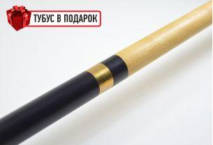 Бильярдный кий ручной работы Люкс черный тик, палисандр купить в интернет-магазине БильярдМастер Украина