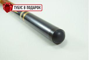 Бильярдный кий ручной работы Фараон черный тик, палисандр купить в интернет-магазине БильярдМастер Украина