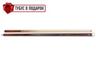 Бильярдный кий ручной работы Корона-Лотос кокоболо, эбен купить в интернет-магазине БильярдМастер Украина