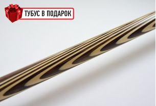 Бильярдный кий ручной работы Классик 4+7 венге купить в интернет-магазине БильярдМастер Украина