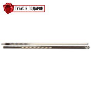 Бильярдный кий ручной работы Классик 4+7 мореный дуб купить в интернет-магазине БильярдМастер Украина