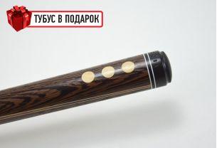 Бильярдный кий ручной работы Классик 4+6 венге купить в интернет-магазине БильярдМастер Украина