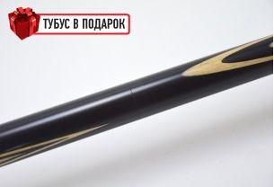 Бильярдный кий ручной работы Классик 4+6 эбен+удлинитель купить в интернет-магазине БильярдМастер Украина