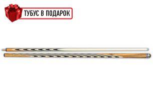 Бильярдный кий ручной работы Классик 6+12 бокоте, черный граб купить в интернет-магазине БильярдМастер Украина