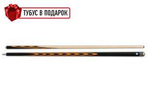 Бильярдный кий Классик 3+7 черный граб, белинга купить в интернет-магазине БильярдМастер Украина