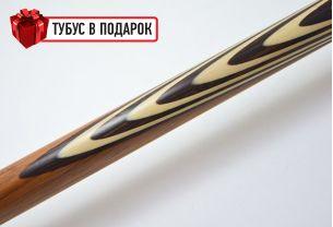 Бильярдный кий ручной работы Классик 5+8 мербау, венге купить в интернет-магазине БильярдМастер Украина