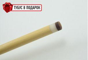 Бильярдный кий Классик 8+9 сукупира, черный граб+вставка купить в интернет-магазине БильярдМастер Украина