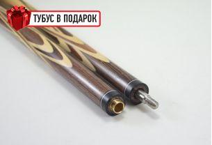 Бильярдный кий Тюльпан-Паутина венге купить в интернет-магазине БильярдМастер Украина