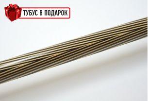 Бильярдный кий Классик 5+10 черный граб купить в интернет-магазине БильярдМастер Украина