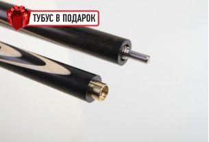 Бильярдный кий ручной работы Классик-3, 4+6 эбен купить в интернет-магазине БильярдМастер Украина