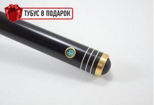 Бильярдный кий Классик 3+7 черный граб купить в интернет-магазине БильярдМастер Украина