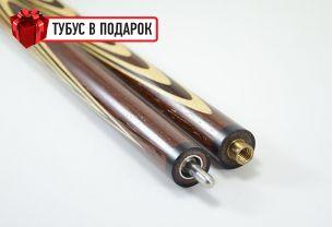 Бильярдный кий ручной работы Классик 5+10 венге купить в интернет-магазине БильярдМастер Украина