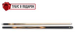 Бильярдный кий Тюльпан-Паутина черный граб, жатоба купить в интернет-магазине БильярдМастер Украина