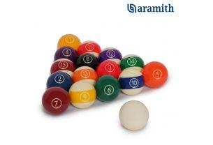 Шары для пула Aramith Economic Pool ø57,2 мм. купить в интернет-магазине БильярдМастер Украина