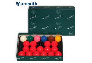 Шары для снукера Aramith Premier Snooker ø52,4 мм. купить в интернет-магазине БильярдМастер Украина
