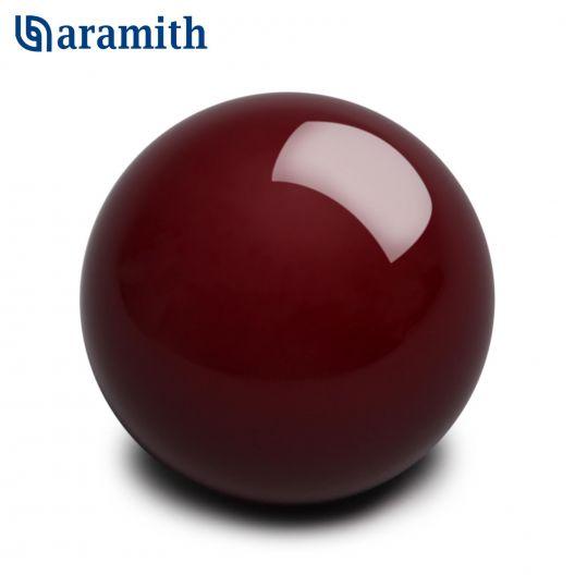Биток для пирамиды Aramith Premier ø68 мм., красный купить в интернет-магазине БильярдМастер Украина