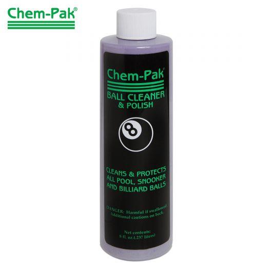 Средство для чистки и полировки шаров Chem-Pak купить в интернет-магазине БильярдМастер Украина