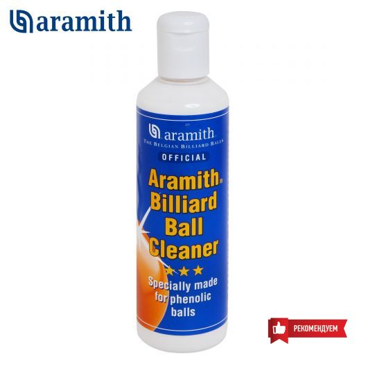 Полироль для шаров Aramith Ball Cleaner купить в интернет-магазине БильярдМастер Украина