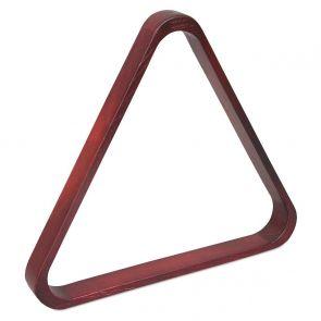 Треугольник для снукера Classic дерево под шары ø52,4 мм. купить в интернет-магазине БильярдМастер Украина