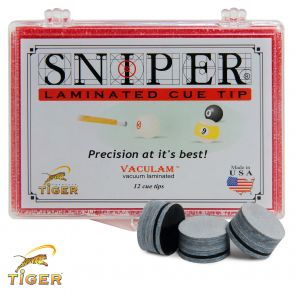 Наклейка для кия Sniper MH 13 мм купить в интернет-магазине БильярдМастер Украина
