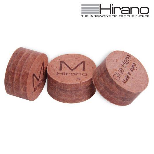 Наклейка для кия Hirano M 13 мм купить в интернет-магазине БильярдМастер Украина
