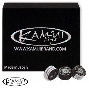 Наклейка для кия Kamui Black M 13мм купить в интернет-магазине БильярдМастер Украина