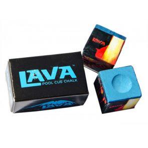 Бильярдный мел Lava синий купить в интернет-магазине БильярдМастер Украина