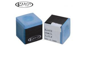 Бильярдный мел Kamui 1.21 Beta Sky Blue купить в интернет-магазине БильярдМастер Украина