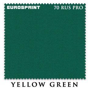 Сукно для бильярда Eurosprint 70 Rus Pro 198 см. купить в интернет-магазине БильярдМастер Украина