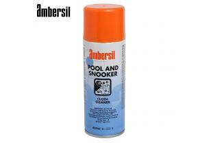 Средство для чистки сукна Ambersil 400 мл купить в интернет-магазине БильярдМастер Украина