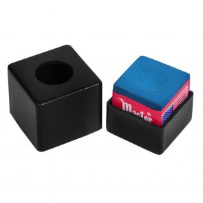 Пенал для мела пластиковый черный купить в интернет-магазине БильярдМастер Украина