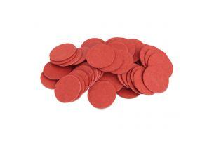 Фибра для бильярдного кия Atlas красная 1 мм купить в интернет-магазине БильярдМастер Украина