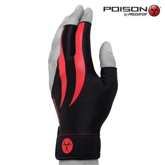 Бильярдная перчатка Poison купить в интернет-магазине БильярдМастер Украина