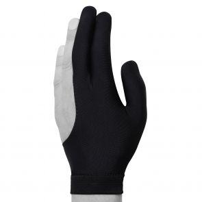 Бильярдная перчатка Skiba черная купить в интернет-магазине БильярдМастер Украина