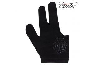 Бильярдная перчатка Cuetec Pro черная купить в интернет-магазине БильярдМастер Украина