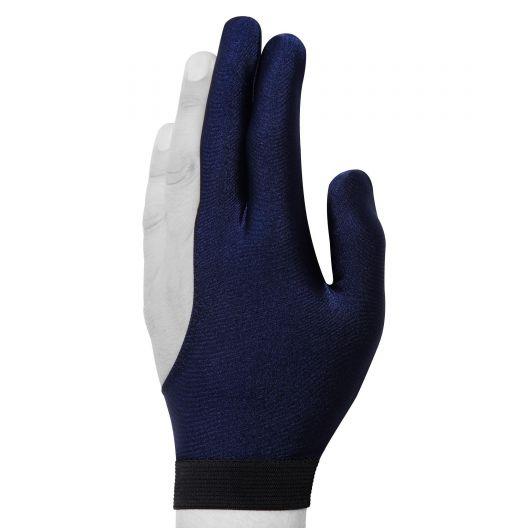 Бильярдная перчатка Skiba синяя купить в интернет-магазине БильярдМастер Украина
