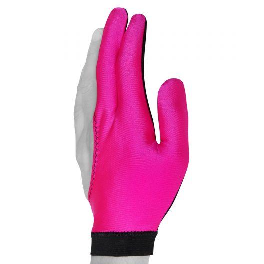 Бильярдная перчатка Skiba розовая купить в интернет-магазине БильярдМастер Украина
