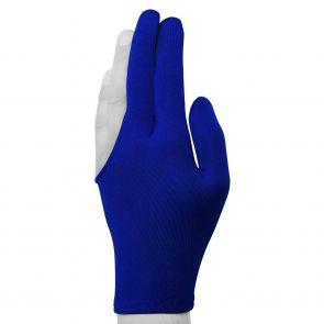 Бильярдная перчатка Classic синяя купить в интернет-магазине БильярдМастер Украина
