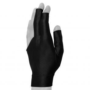Бильярдная перчатка Classic Short черная купить в интернет-магазине БильярдМастер Украина