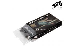 Бильярдная перчатка Mezz MGL серая купить в интернет-магазине БильярдМастер Украина