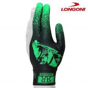 Бильярдная перчатка Renzline Player зеленая купить в интернет-магазине БильярдМастер Украина