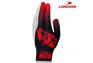 Бильярдная перчатка Renzline Player красная купить в интернет-магазине БильярдМастер Украина