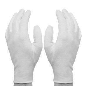 Перчатки для бильярда судейские белые, 2 шт. купить в интернет-магазине БильярдМастер Украина