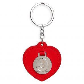 Бильярдный брелок для ключей Heart №9  купить в интернет-магазине БильярдМастер Украина