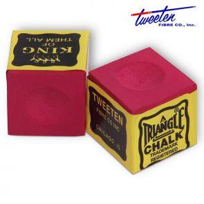 Бильярдный мел Triangle красный купить в интернет-магазине БильярдМастер Украина
