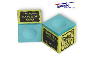 Бильярдный мел Triangle зеленый купить в интернет-магазине БильярдМастер Украина