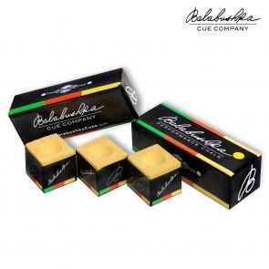 Бильярдный мел Balabushka золотистый купить в интернет-магазине БильярдМастер Украина