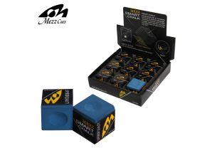 Бильярдный мел Mezz Smart Chalk Blue купить в интернет-магазине БильярдМастер Украина