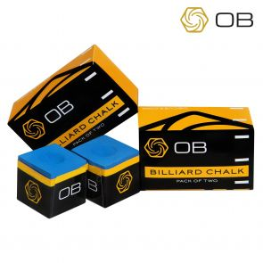 Бильярдный мел OB Chalk Blue купить в интернет-магазине БильярдМастер Украина