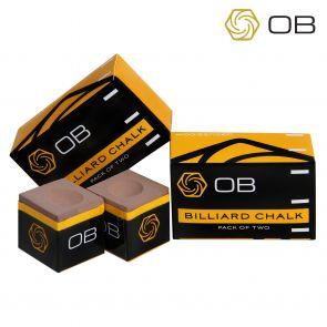 Бильярдный мел OB Chalk Tan купить в интернет-магазине БильярдМастер Украина